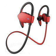 Bluetooth Headset Αθλητικό Ακουστικό με Μικρόφωνο Energy Sistem Sport 1 - Κόκκινο