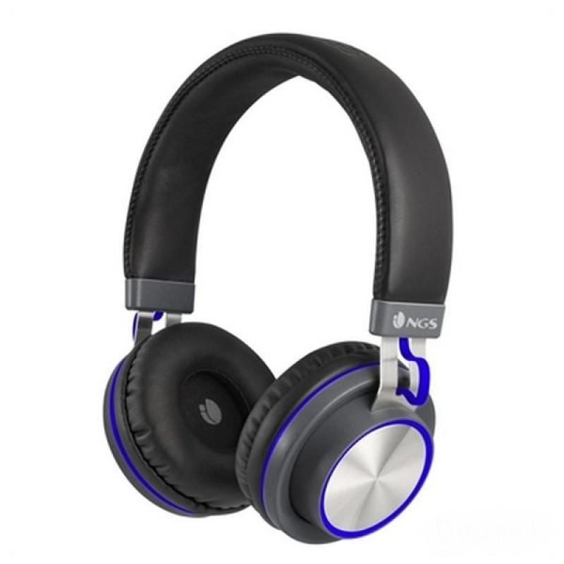 Headphones με Μικρόφωνο NGS Artica Patrol - Μπλε
