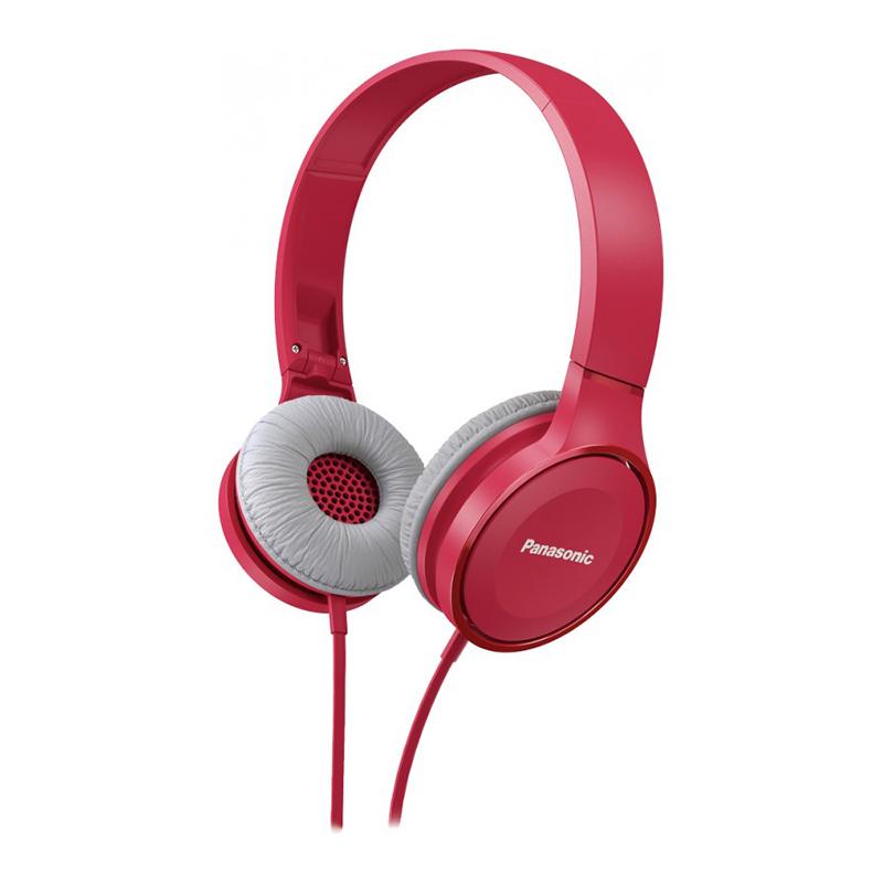 Headphones Panasonic RP-HF100E-P - Κόκκινο