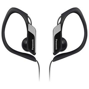 Handsfree Αθλητικά Ακουστικά PANASONIC RP-HS34E - Μαύρο