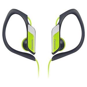 Handsfree Αθλητικά Ακουστικά PANASONIC RP-HS34E - Πράσινο