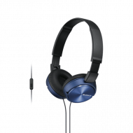 Headphones Sony MDRZX310APB - Μπλέ