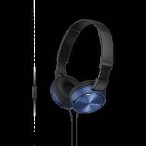Headphones Sony MDRZX310APB - Μπλέ