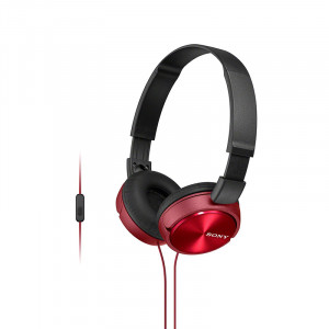 Headphones Sony MDRZX310APB - Κόκκινο