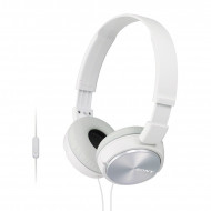 Headphones Sony MDRZX310APW - Άσπρο