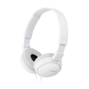 Headphones SONY MDR ZX110 - Άσπρο