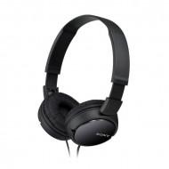 Headphones SONY MDR ZX110 - Μαύρο
