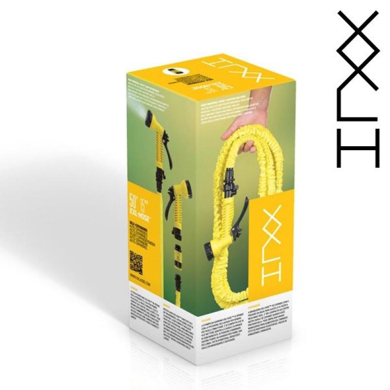 Λάστιχο ποτίσματος επεκτεινόμενο Hose XXL InnovaGoods 15 m
