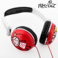 Ακουστικά με σχέδιο Μαγική Νεράιδα Playz Kidz