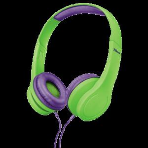 Headphones για Παιδιά Trust Bino - Πράσινο