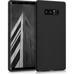 Θήκη Σιλικόνης Back Cover για Samsung Note 8 - Μαύρο