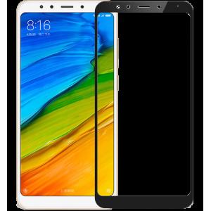 Tempered Glass MOFi 9H Προστασία οθόνης για Xiaomi Redmi 5 Plus - Μαύρο