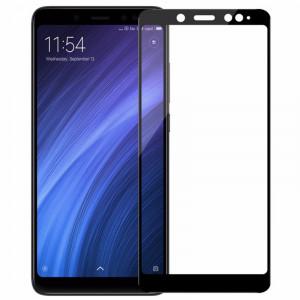 Tempered Glass Nillkin Amazing CP+ Nano Anti-Explosion 9H Προστασία οθόνης για Xiaomi Redmi Note 5 AI - Μαύρο