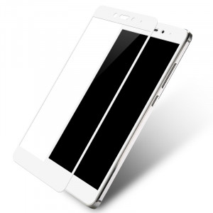 Tempered Glass 9H Lenuo Προστασία οθόνης για Xiaomi Xiaomi Redmi Note 4 - Άσπρο