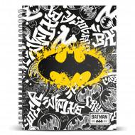 Τετράδιο Σπιράλ με Σκληρό Εξώφυλλο DC Comics Batman A4