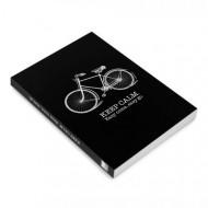 Σημειωματάριο MakeNotes Bike A5 160 φύλλα - Άσπρο