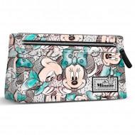 Σχολική Κασετίνα Disney Minnie Mouse Oh Boy KaracterMania με διαστάσεις 12x22x3cm