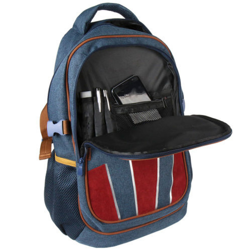 Τσάντα travel Backpack Marvel Avengers Captain America 47cm
