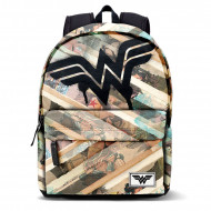 Σχολική Τσάντα Backpack KaracterMania DC Comics Wonder Woman 42cm
