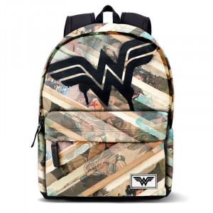 d21b2d3a73 Σχολική Τσάντα Backpack KaracterMania DC Comics Wonder Woman 42cm