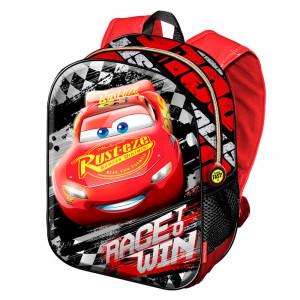 Σχολική τσάντα backpack Disney Cars 38cm