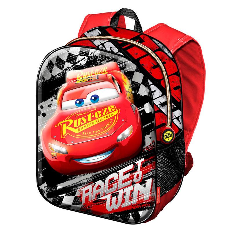 e166484d80 Σχολική τσάντα backpack Disney Cars 38cm