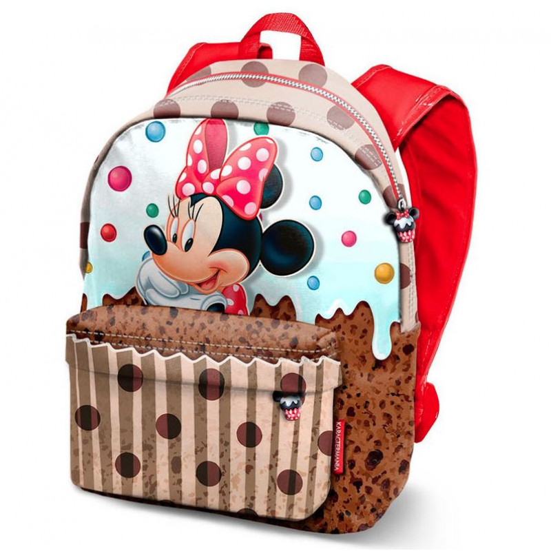 dbe2076d5a9 Σχολική Τσάντα Backpack KaracterMania Disney Minnie Muffin 42cm ...
