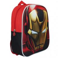 Σχολική Τσάντα Backpack Cerda Marvel Avengers Iron Man 3D EVA 31cm