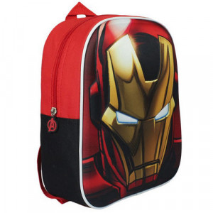Σχολική Τσάντα Backpack Cerda Marvel Avengers Iron Man 3D EVA 31cm