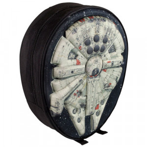 Σχολική Τσάντα Backpack Cerda Star Wars Millenium Falcon 3D EVA