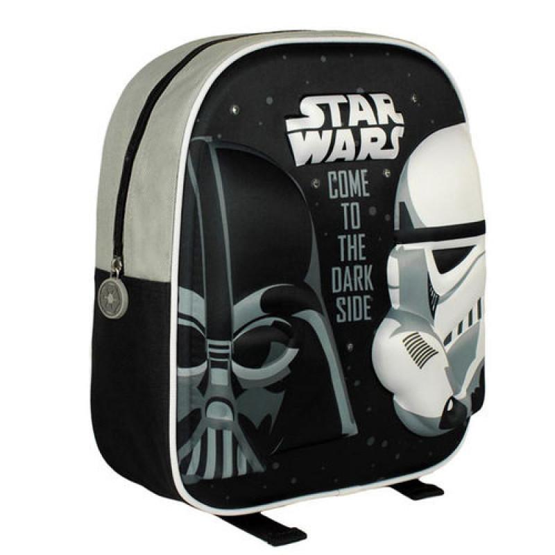 e199ac9f220 Σχολική Τσάντα Backpack Cerda Star Wars Come to the Dark Side 3D EVA ...