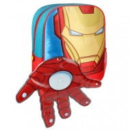 Σχολική Τσάντα Backpack Cerda Marvel Avengers Iron Man hand 3D 31cm