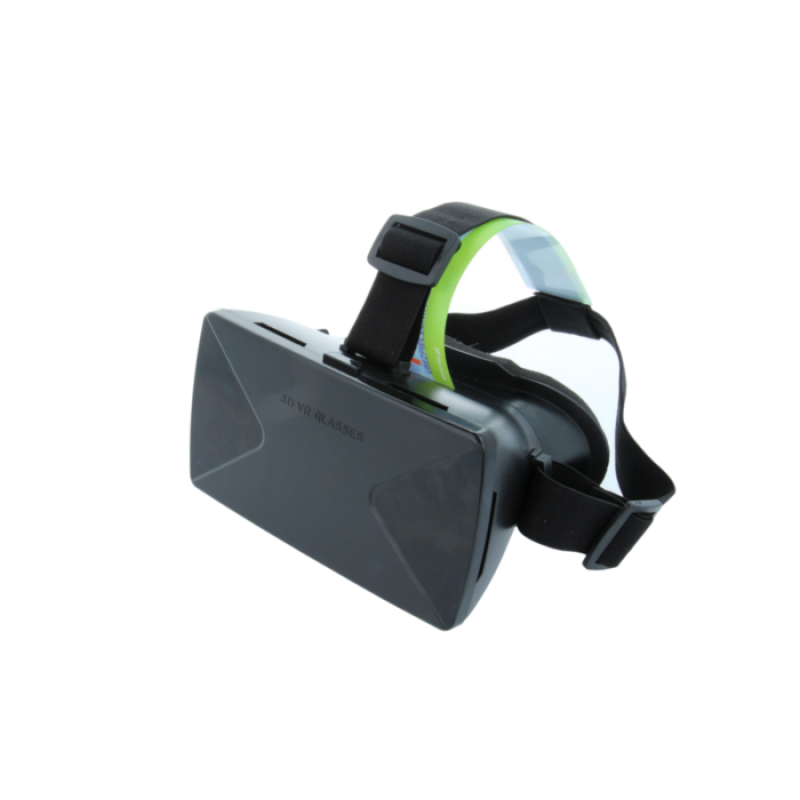 3D VR Headset Setty Box - Μαύρο