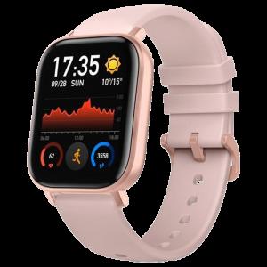Smartwatch Xiaomi Amazfit GTS Pink